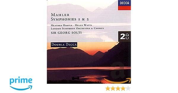 Mahler: Symphonies Nos. 1 & 2: Heather Harper: Amazon.es: Música