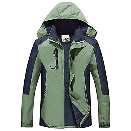 N// A Mens Waterproof Ski Jacket Warm Winter Snow Coat Mountain Windbreaker Hooded Raincoat