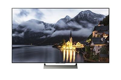 """Sony X900E 65"""" 4K Ultra HD Smart LED TV Motionflow XR 960 XBR-65X900E 2017 Model (Certified Refurbished)"""
