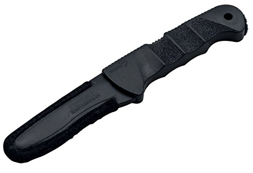 Boker Plus 02BO553T Jim Wagner Training Knife with 4 in. Blade, Black (Boker Plus Jim Wagner Reality Based Knife)