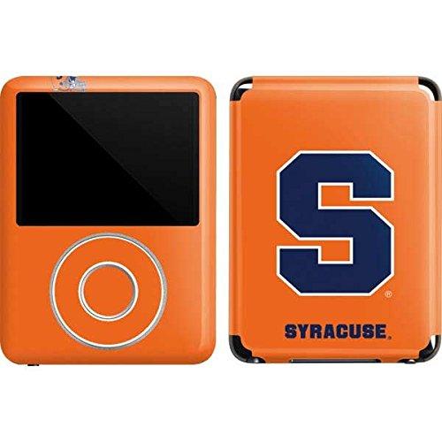 Syracuse University iPod Nano (3rd Gen) 4GB&8GB Skin - Syracuse Orange Vinyl Decal Skin For Your iPod Nano (3rd Gen) 4GB&8GB ()