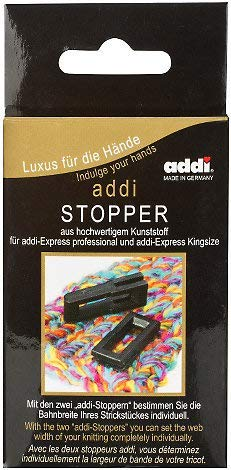 addi Express King Size Knitting Machine Extended Edition with Manual Counter Includes: 46 Needles, Knitting Machine, Pattern Book, Express Hook, Replacement Needles, Stopper and 2 Skeins Wool Yarn by addi (Image #6)
