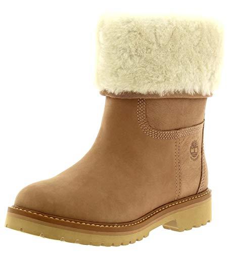 Women's Beige Timberland Valley A1sal Boots Chamonix Nubuk 76qwUqWEO