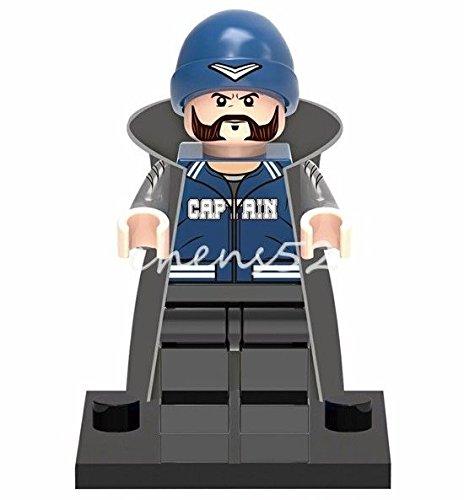 Mini Figures Suicide Squad DC Comics Villain Captain Boomerang New Building Toys
