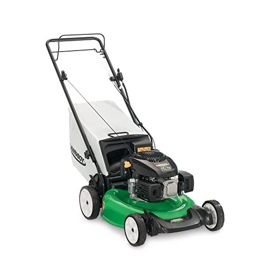 Lawn-Boy 17734 21-Inch 6.5 Gross Torque Kohler Electric Start XTX OHV, 3-in-1 Discharge Self Propelled Lawn Mower 1 Electric start is the easiest way to start your mower; just turn the key and mow 2-Point Height-of-Cut System allows you to quickly adjust cutting heights from one side of the mower 3 year Tru-Start Commitment - starts with 1 or 2 pulls or Lawn-Boy will fix it for free