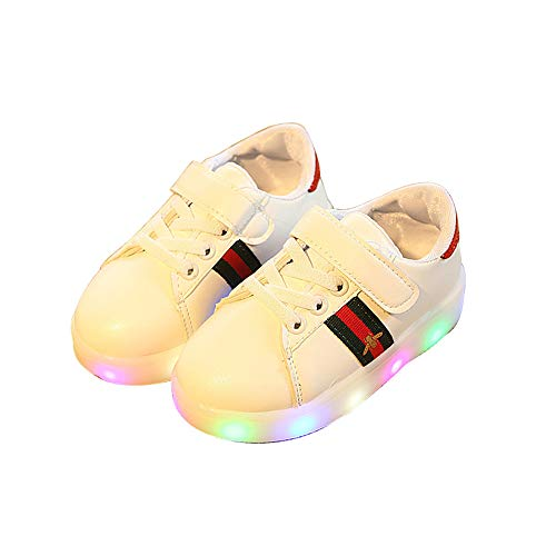 unyielding1 Led Shoes Led Light up Shoes Toddles Boys Girls Kids Colors Light