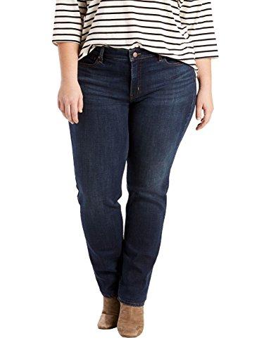 Levi's Plus-Size 414 Classic Straight Jean