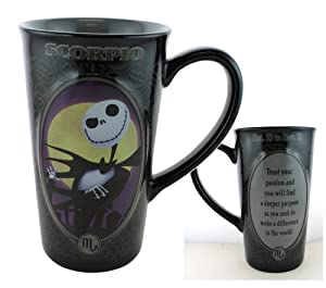 Disney Zodiac Mug (Scorpio) - Nightmare Before Christmas Coffee ...