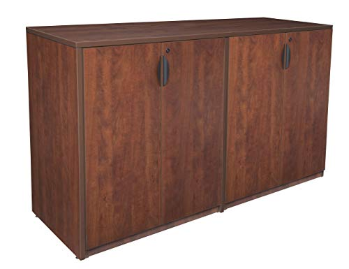 - Regency Legacy Stand Up Side to Side Storage Cabinet/Storage Cabinet, Cherry