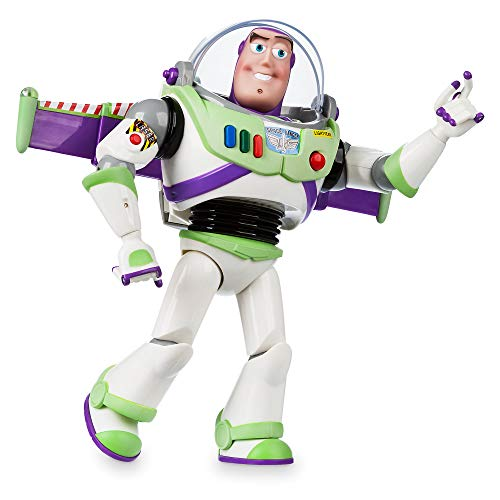 Disney Buzz Lightyear Talking Action Figure - Special Edition