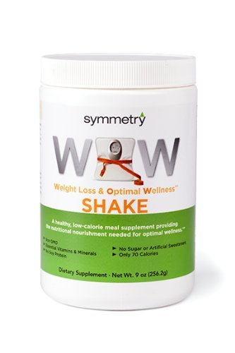 Symmetry WOW (Weight Loss and Optimal Wellness) Shake