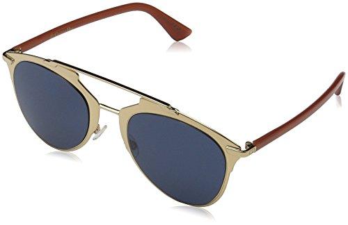 Dior Women DIORREFLECTED PRE 52 Red/Blue Sunglasses - Red Dior Sunglasses