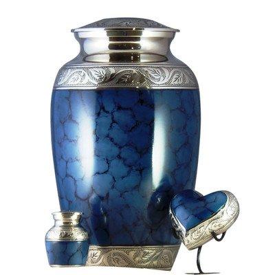 Grecian Cremation Urn (Grecian Cremation Urn Set)