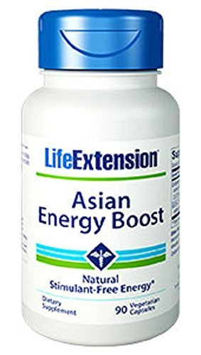 life extension asian energy boost - 2