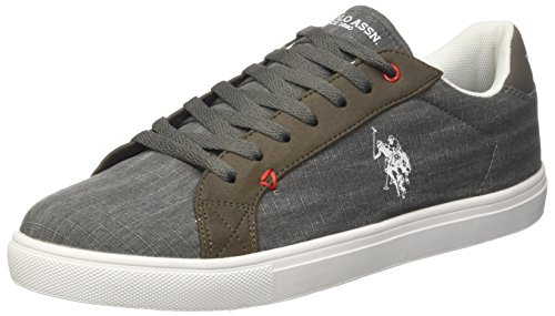 U polo Grigio Sneaker s Tunis Assn Uomo r4qw7Cr