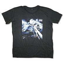 Eminem The Slim Shady LP Song List Black T Shirt