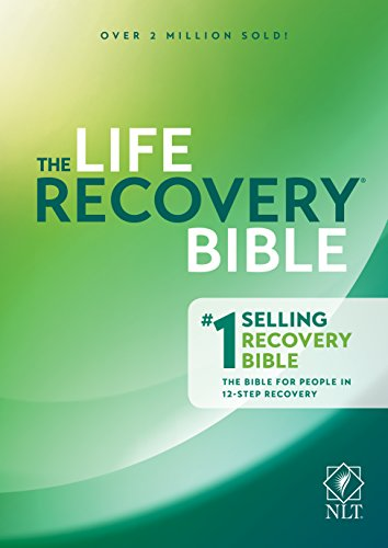 NLT Life Recovery Bible, Second Edition (Hardcover)