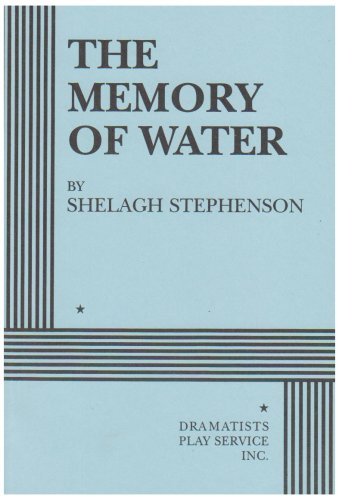 The Memory of Water - Acting Edition (A Memory Of Water)
