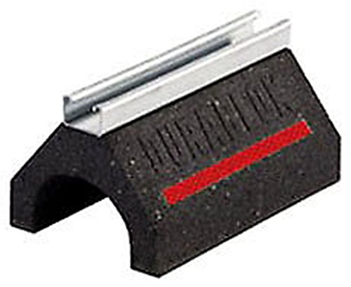 Roof Support (B-Line DB10 100% Recycled Rubber DB10 Series Rooftop Channel Support 1 Inch 500 lb Dura-Blok™)