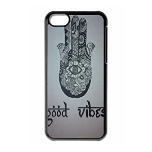 Evil Eye Hamsa Brand New Cover Case for Iphone 5C,diy case cover ygtg610510 by icecream design