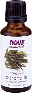 NOW Citronella Oil, 1-Ounce (Pack of 2)