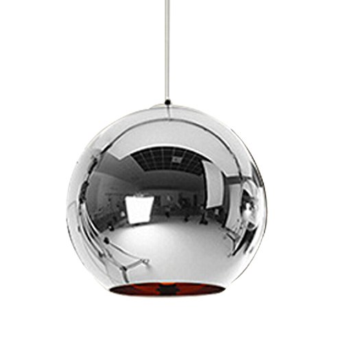 10 Globe Pendant Light - 5