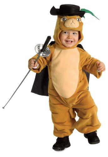 Shrek Puss 'n Boots Costume (Cute Halloween Dress)