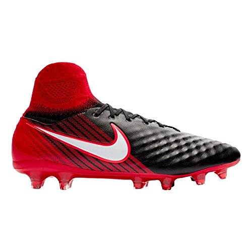 843812 Orden Magista white Baskets Black university Buty Mixte Red Fg Nike 061 Adulte Ii CAwREXTq