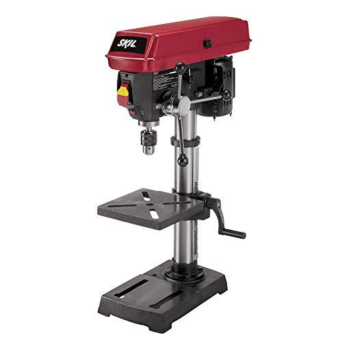 Factory-Reconditioned SKIL 3320-01-RT 3.2 Amp 10-Inch Drill Press