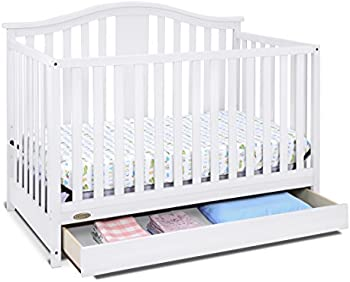 Graco Solano 4 in 1 Convertible Crib w/ Drawer