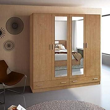 Armario de Matrimonio Moderno, Muebles para Dormitorio, con ...