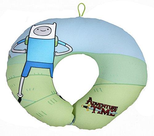 Adventure Time Finn and Jake Kids Travel Pillow Finn