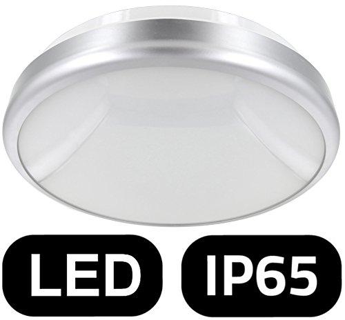 LED 30W IP65 Deckenleuchte - 2800lm - Ø 300x80mm - warmweiß (2700 K)