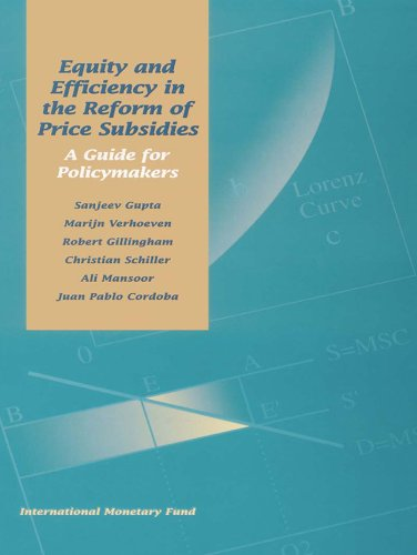 (Equity and Efficiency in the Reform of Price Subsidies: A Guide for)