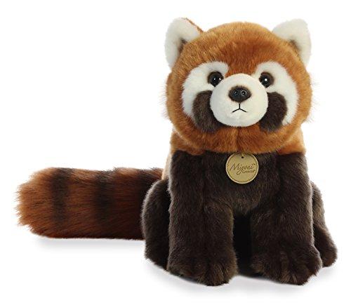 Aurora Red Panda Plush, Brown