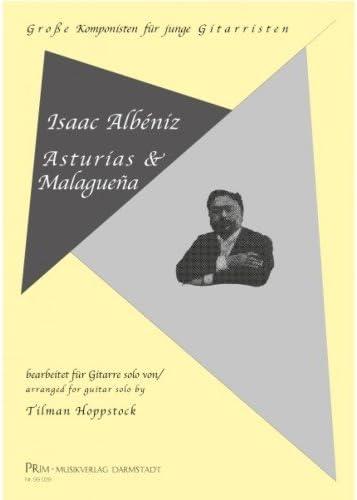 Asturias y Mala guena: para guitarra solo: Amazon.es: Instrumentos ...