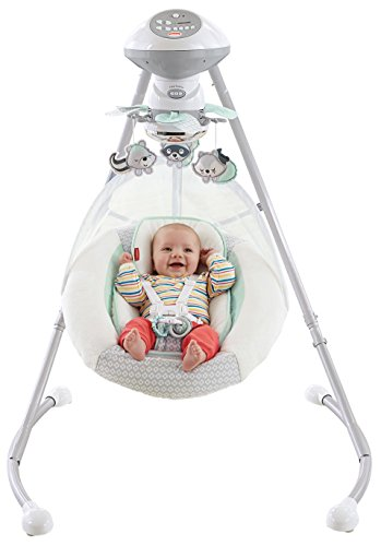 Cheap Fisher-Price Moonlight Meadow Cradle 'n Swing