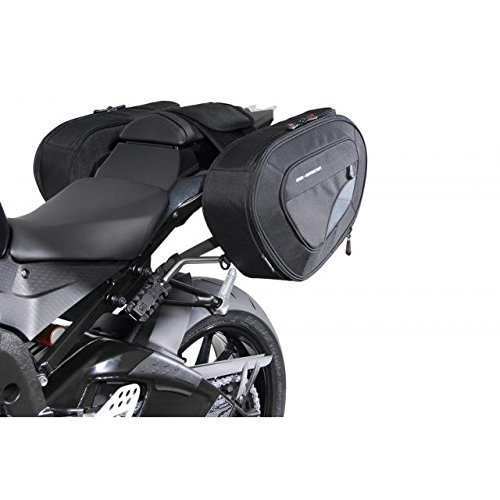 SW-MOTECH Bags-Connection Blaze Sport Saddlebag System for BMW S1000RR '12-'14 & S1000R '14-up