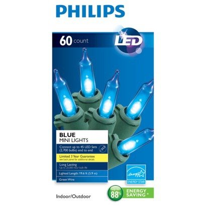 Philips Green Led Christmas Lights - 9
