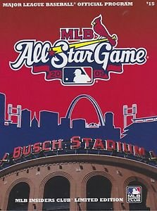 2009 All Star Baseball - MLB All Star Game 2009 Official Program Major League Baseball