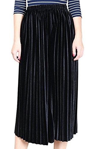 long accordion pleat dress - 4