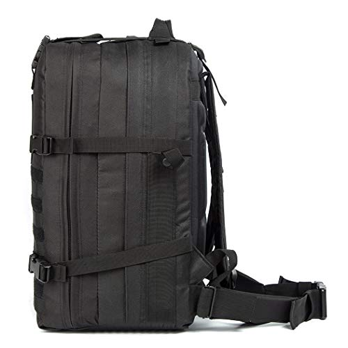 AXEN Jumpable Field Med Pack, Black