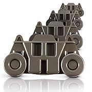 4 Packs UPGRADED W10195416 Dishwasher Wheels…