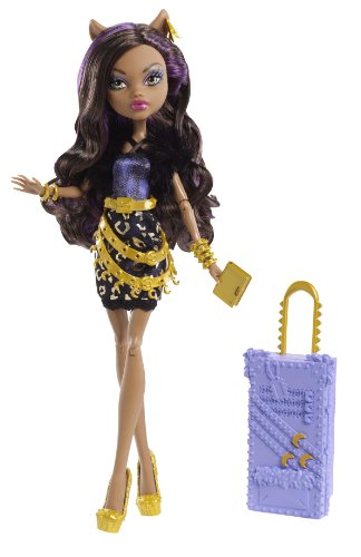 Monster High Scaris Clawdeen Wolf (Monster High Pictures Of Clawdeen)
