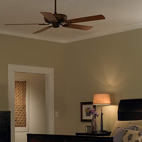 Lutron Caseta Wireless Smart Fan Speed Control, Single-Pole, PD-FSQN-WH,  White, Works with Alexa, Apple HomeKit, and the Google Assistant