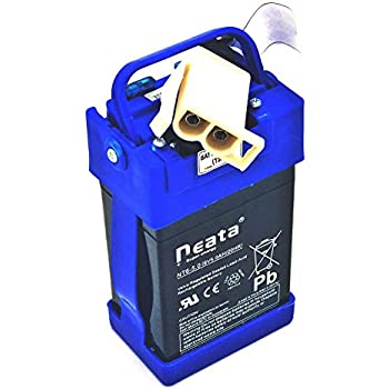 41iXsZc yWL._SL500_AC_SS350_ amazon com 6 volt replacement battery for ballard pacifc dumar wiring harness battery at aneh.co
