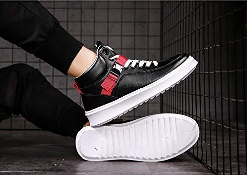 Automne Pour Hiver De Chaussures Et Plein Lacets Ville À Marche Décontractées Yan Air Une Microfibre En La Mode Pont Hommes Loisirs z0tnqx5w