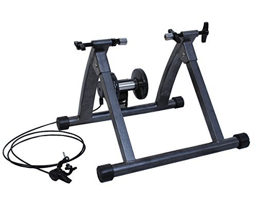 5 Levels of Resistance Magnetic Indoor Bicycle Bike Trainer Exercise Stand by FDS