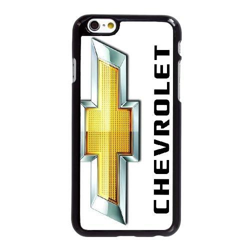 A6I63 CHEVROLET V7C4CE coque iPhone 6 Plus de 5,5 pouces cas de couverture de téléphone portable coque noire II9JCT0BJ