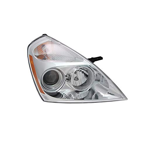 TYC 20-11837-00-1 Replacement right Head Lamp for KIA SEDONA